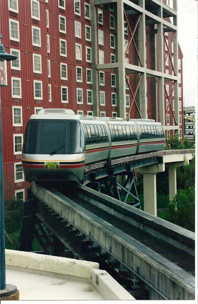 Unitrak Monorail